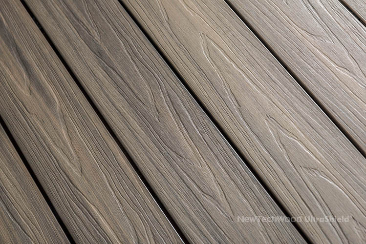 Composite with real look and feel of timber
