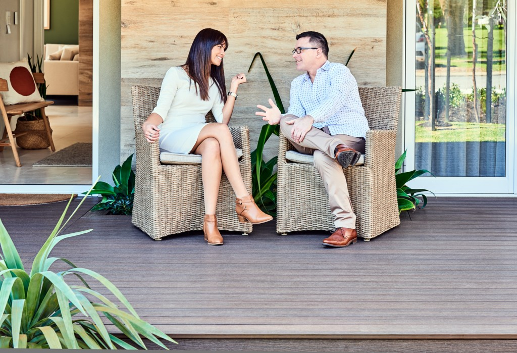 Make the most of your backyard with decking