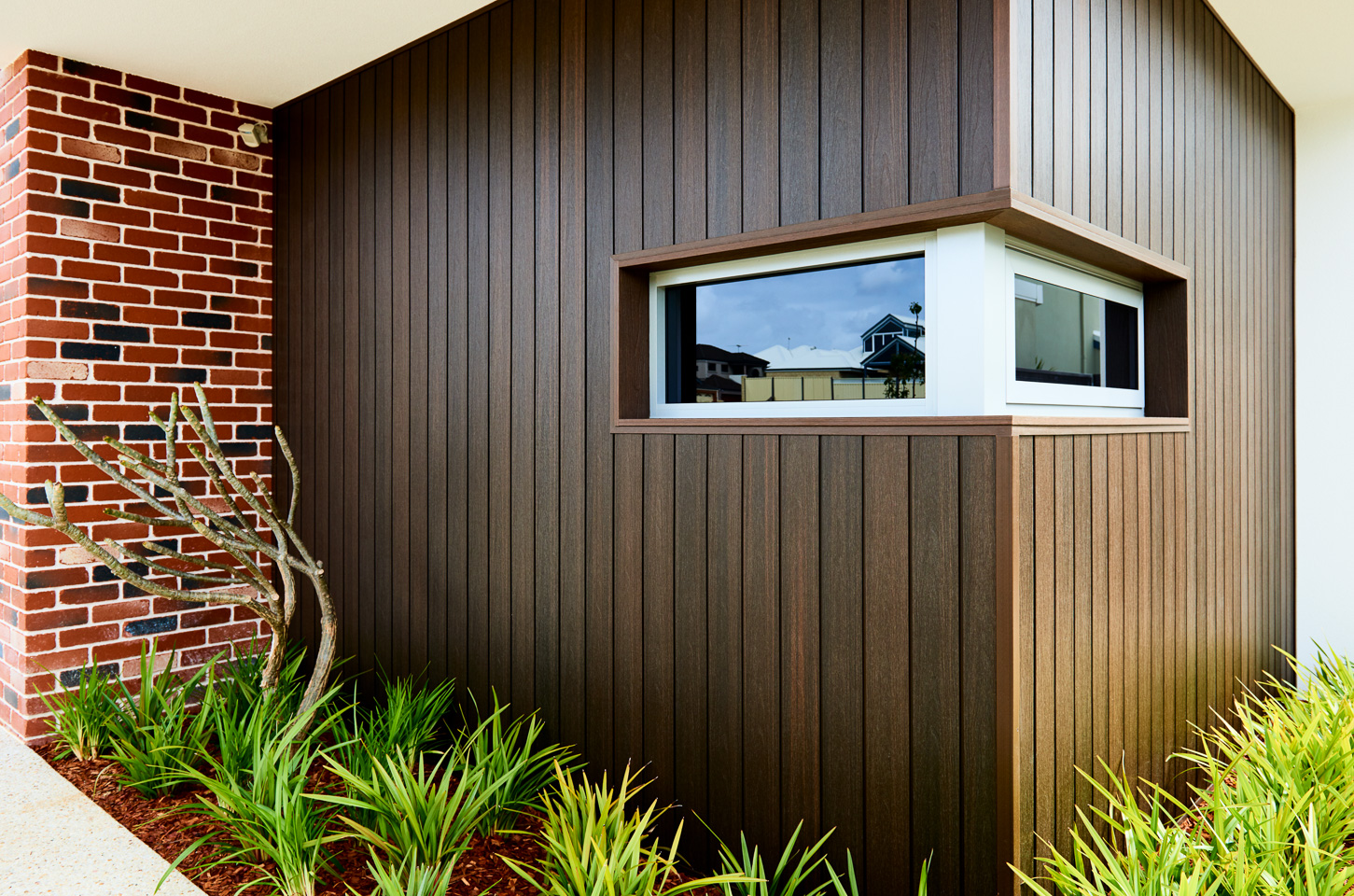 Wooden Cladding Exterior ~ Wall cladding new tech wood