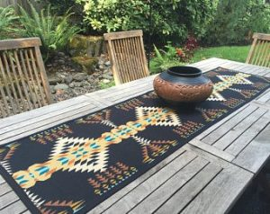 outdoor living design trends, natural materials and textures with unpainted wood.