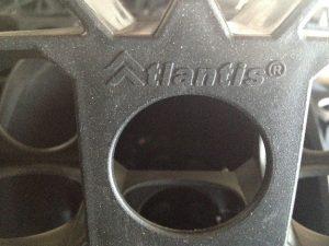 Atlantis brand drainage cell
