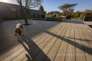 NewTechWood Pet-Safe Composite Decking