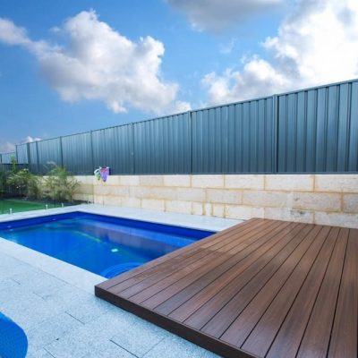 Pool decking in Ipe – Perth, WA