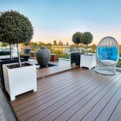 Decking in Teak – Mt Lawley, WA
