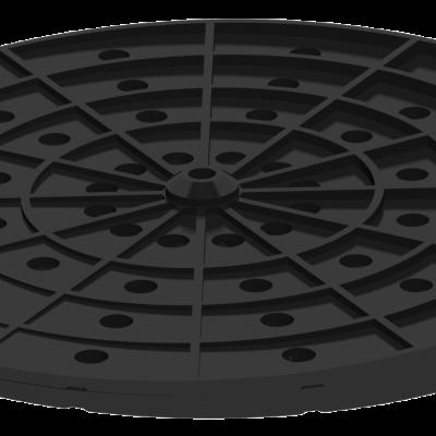 NIVO Pedestal Slope Corrector