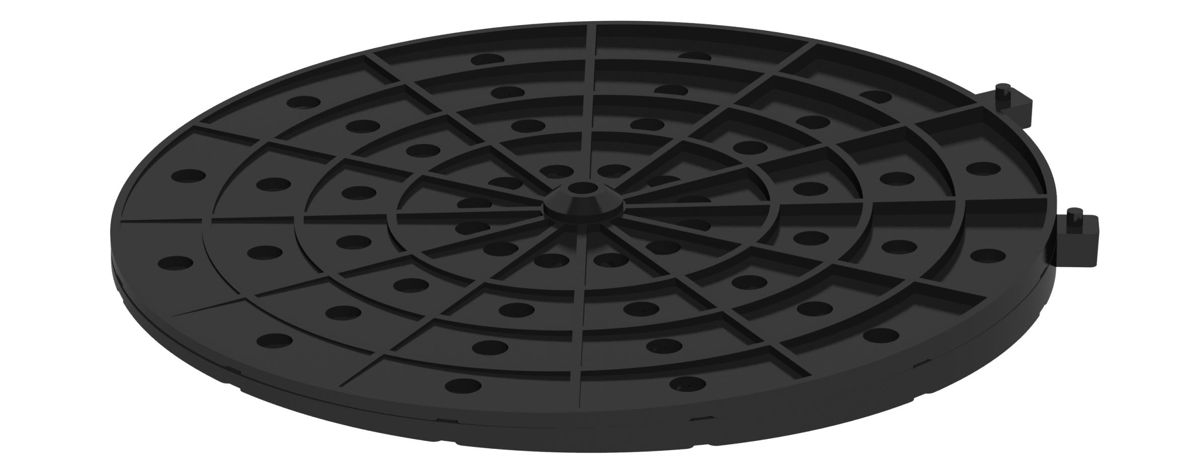 Nivo Decking Pedestal Slope Corrector NPSC-0338