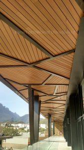 ultrashield ceiling cladding in Tasmania