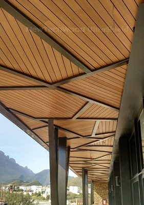 NewTechWood Cladding Ceiling Lining