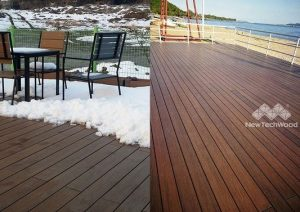 Weather-Resistant Decking by Coast