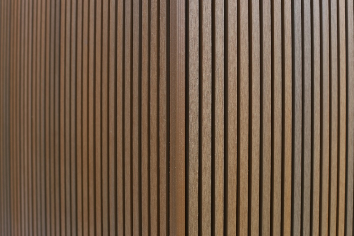 Wall Cladding - New Tech Wood