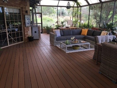 Garden Renovation Tips - Decking