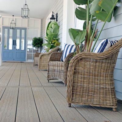 NewTechWood Coastal Decking – Hamptons Style