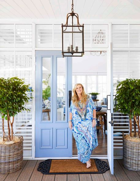 Natalee Bowen Indah Island. Image: Home Beautiful Magazine