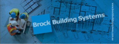 Brock Building Supplies Logo