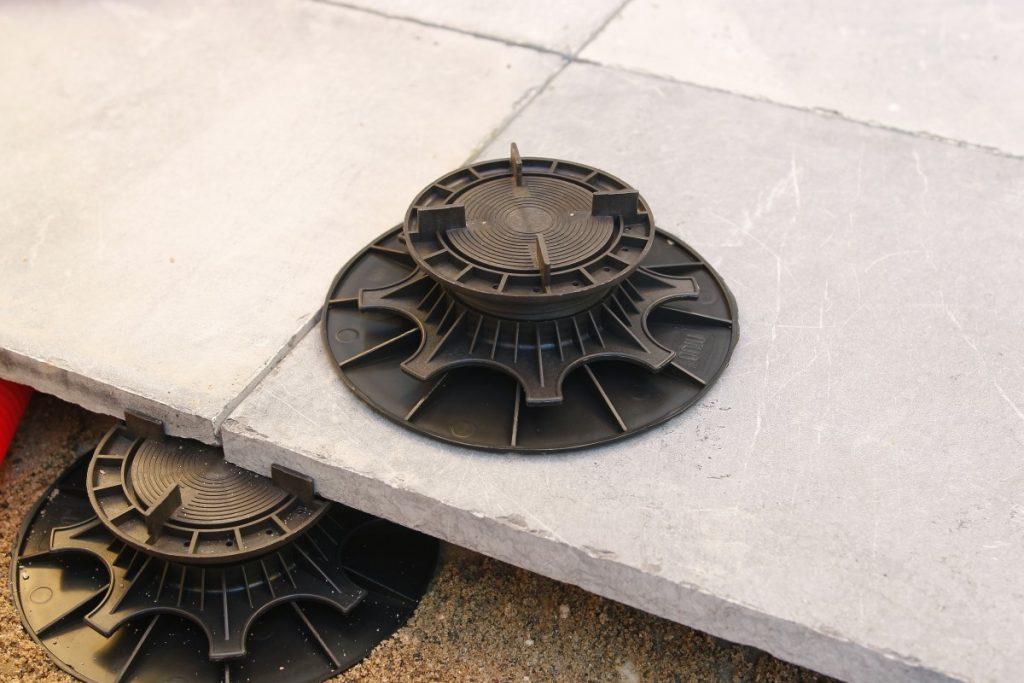 NIVO Pedestals for raised flooring
