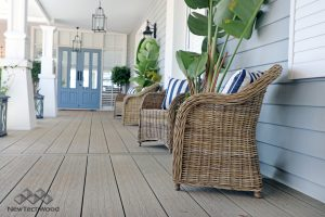 Decking in Antique, Toodyay project, Perth, Western Australia