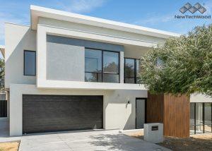 Small Corner Lot House Design Scarborough