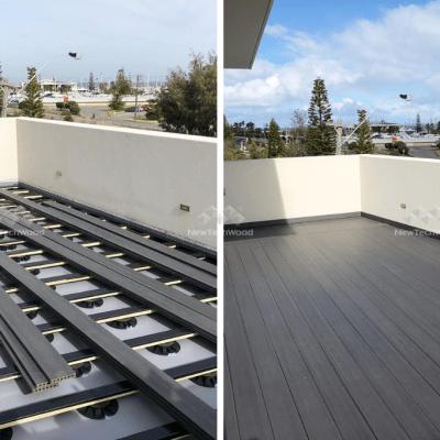 NIVO Deck Pedestals, South Fremantle, Perth WA