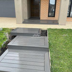 Terrace, Silver Grey